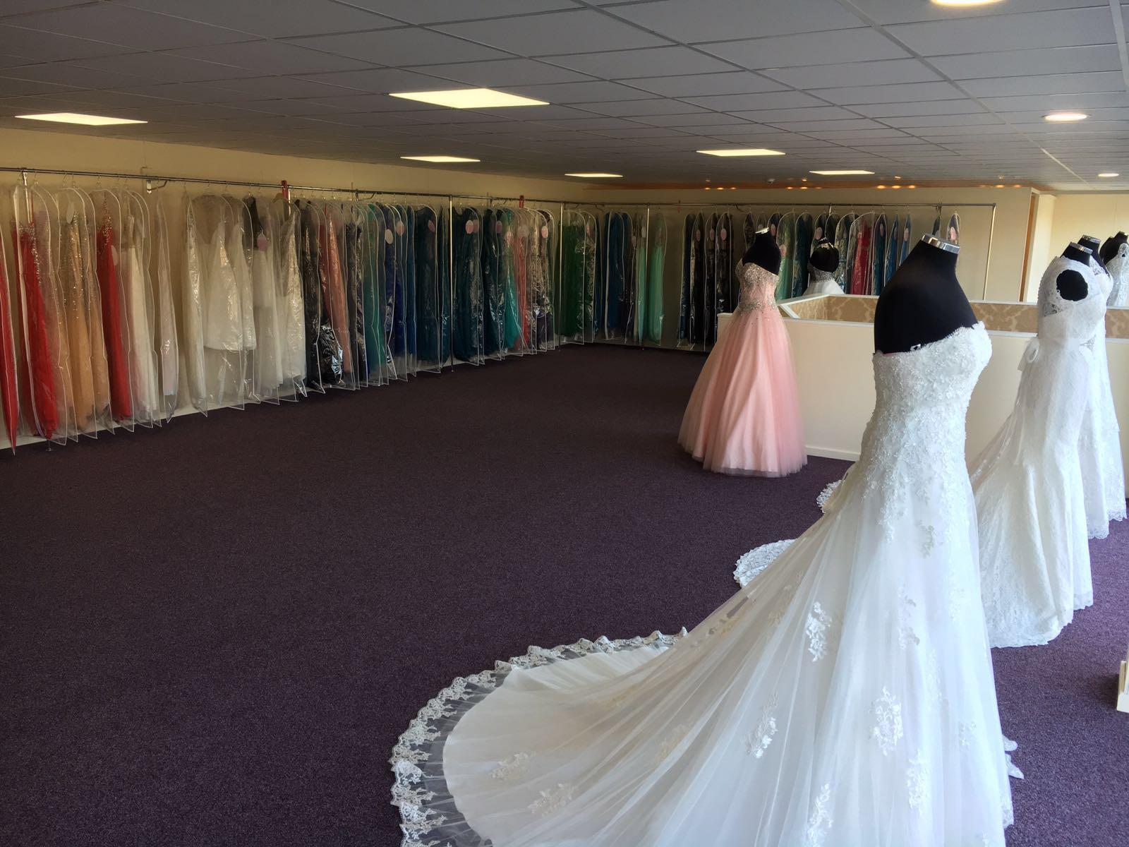 Wedding Dress & Prom Dress Bridal Factory Outlets
